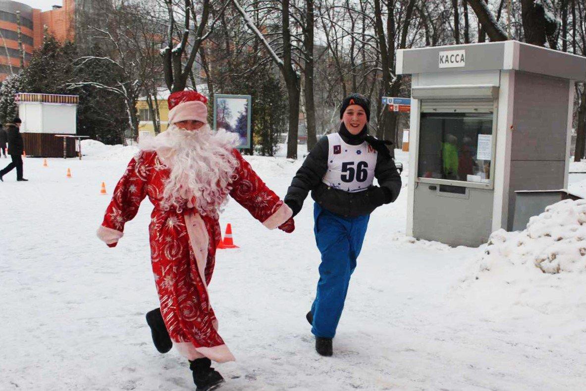 Открытие зимнего сезона вИзмайловском парке 2018