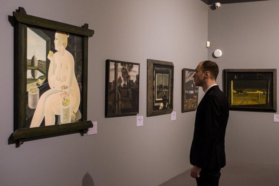 Выставка «Всегда современное. #ТРИ. Жилинский. Обросов. Рабин»