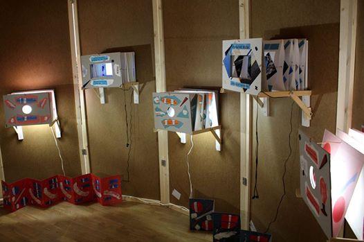 Выставка «Библиотека открытий ипросвещений»