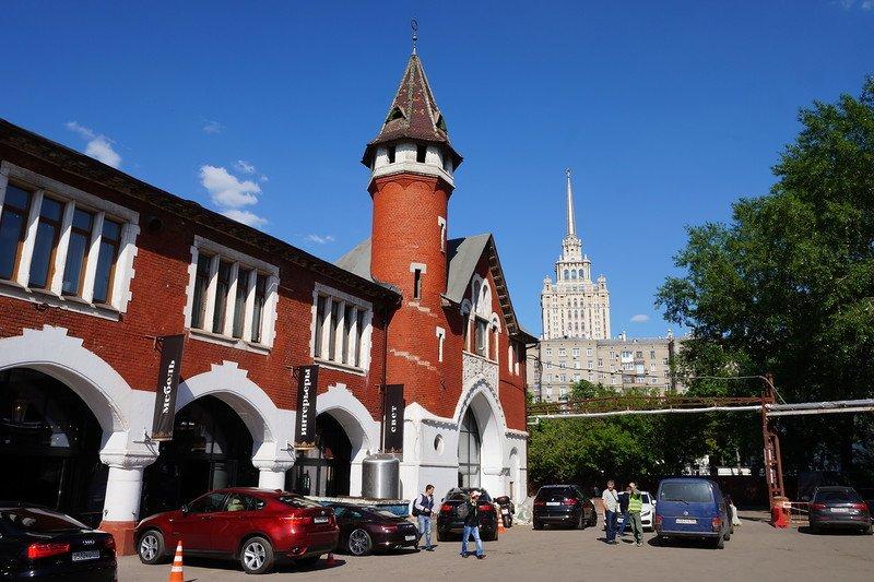 Бадаевский завод