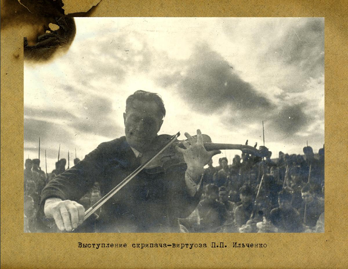 Выставка «Дневники фронтовых бригад»