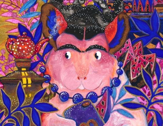 Выставка «Иллюзии иребусы»