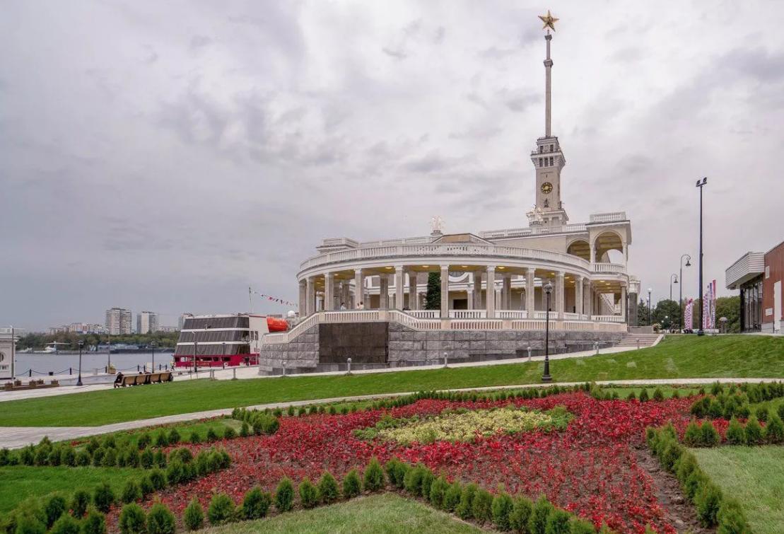 Парк Северного речного вокзала