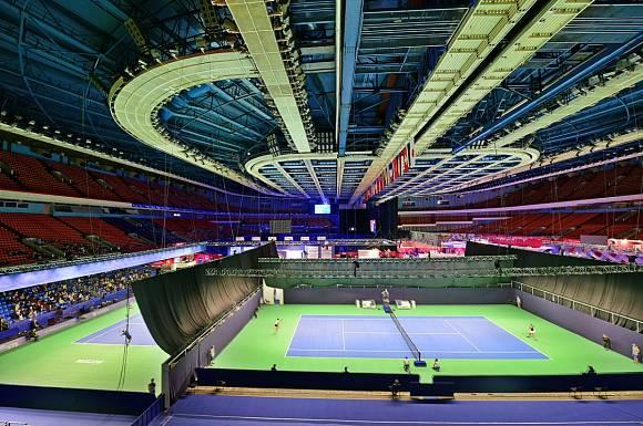 ХХVIII Международный теннисный турнир «ВТБ Кубок Кремля»