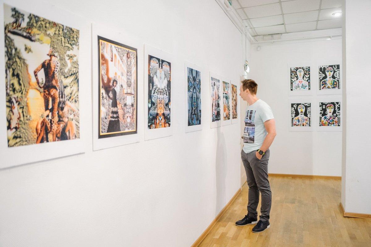 Выставка «Театр живописи»