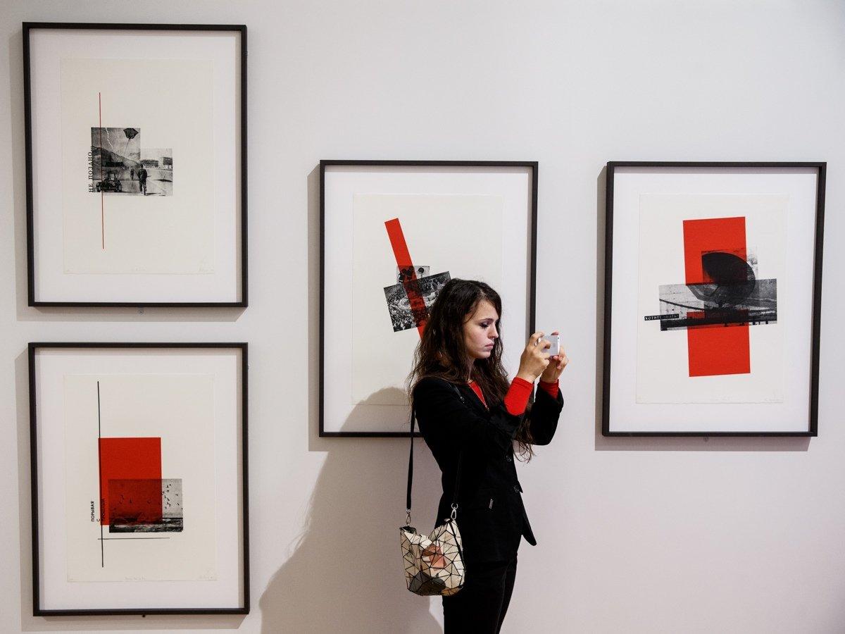 Выставка «Очень важное сообщение. Новый архив тиражного искусства (НАТИ)– 2019»