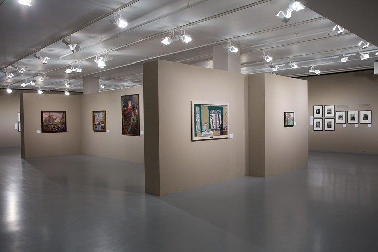 Выставка «Борис Кустодиев. Живопись, фотография»