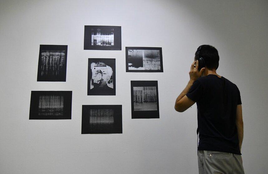Выставка «Частоты»
