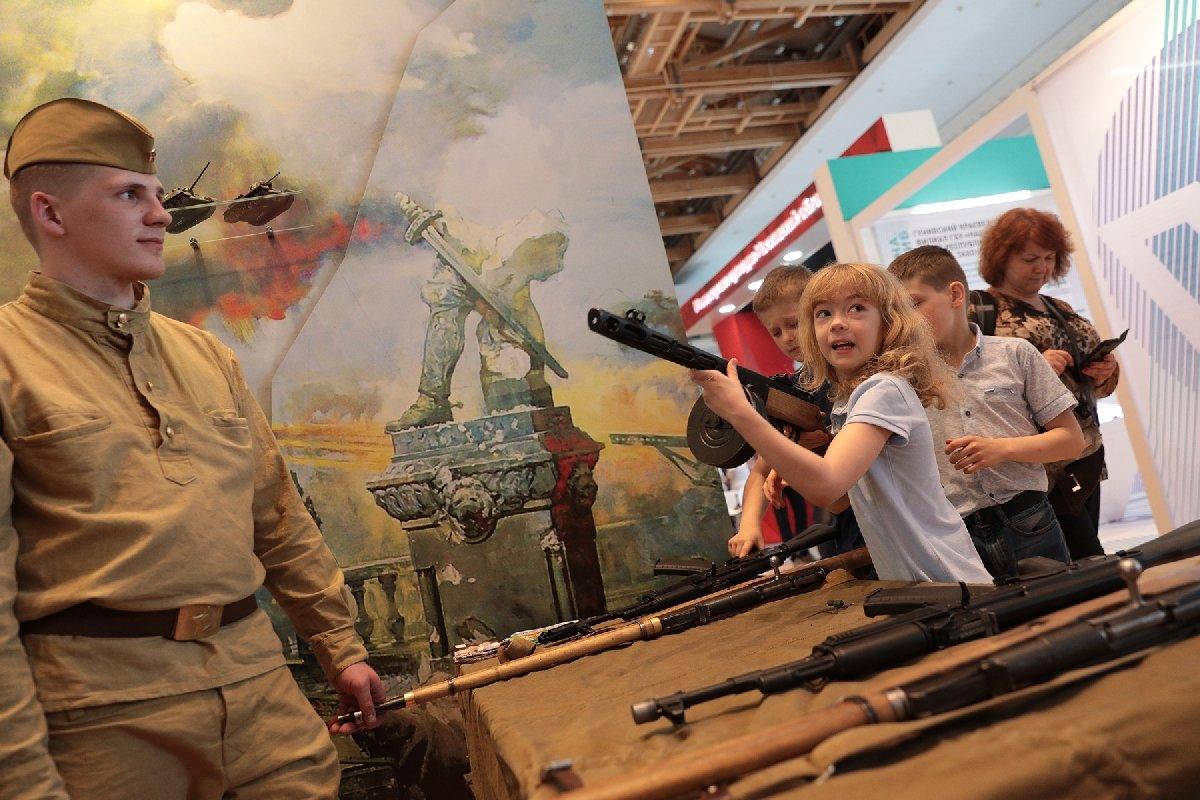 День оружейника вМузее Победы 2019