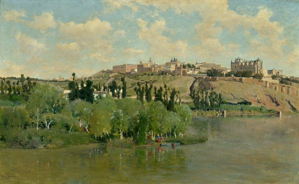 Выставка «Импрессионизм ииспанское искусство»