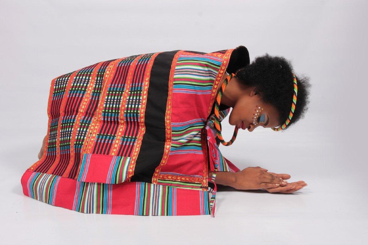 Выставка «Зажигательная Африка: традиционные мотивы вмоде идизайне ЮАР»