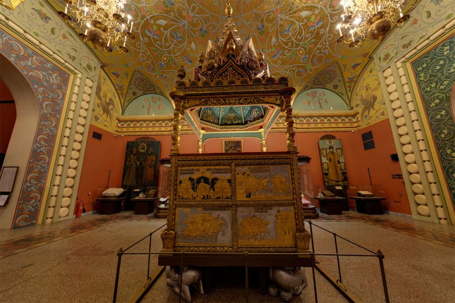 исторический музей на красной площади фото экспонатов