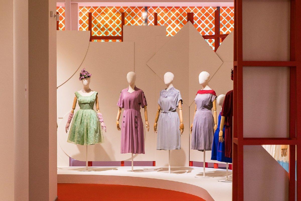 Выставка «ВДНХ вмоде. 1939–2019»