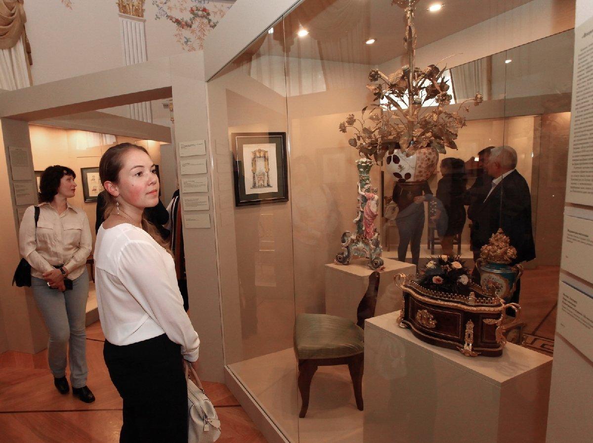 Выставка «Стиль навыбор. Интерьеры эпохи историзма»