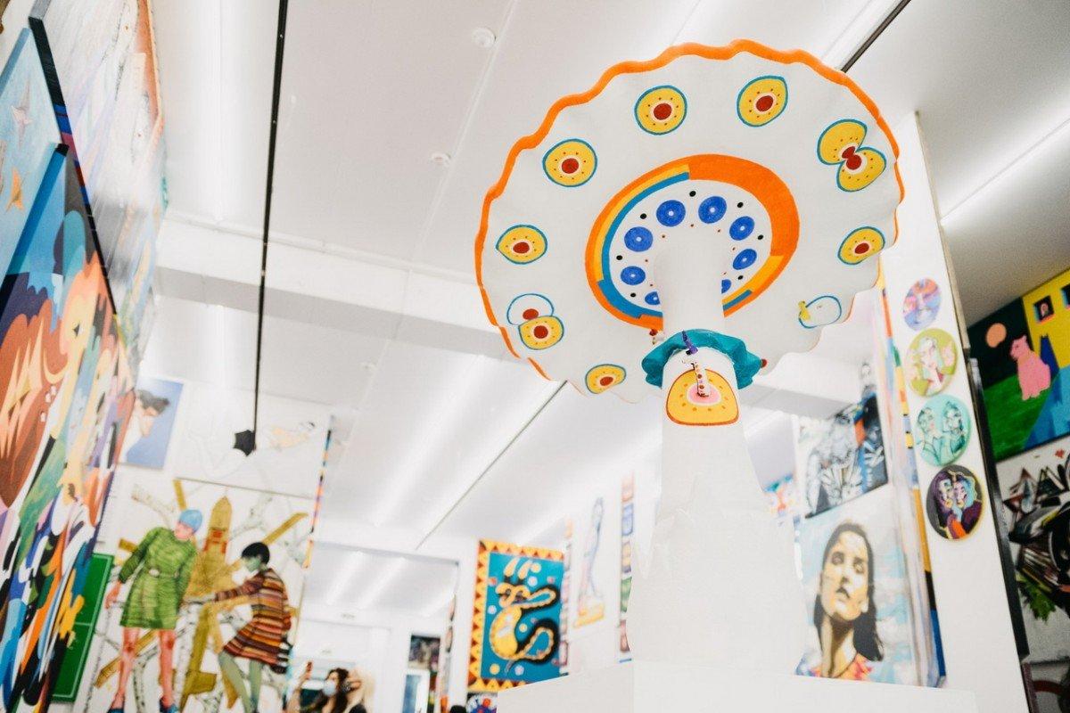 Выставка «Крюкриноксы»