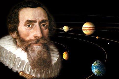 Выставка «Иоганн Кеплер»