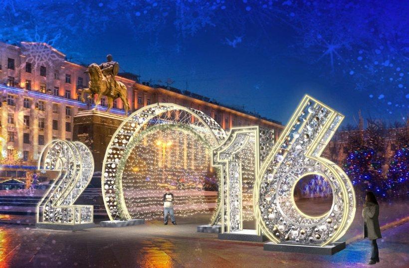 Фестиваль «Рождественский свет» 2015