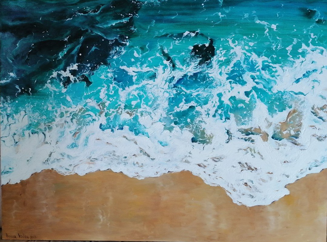 Выставка «Море внутри— море снаружи»