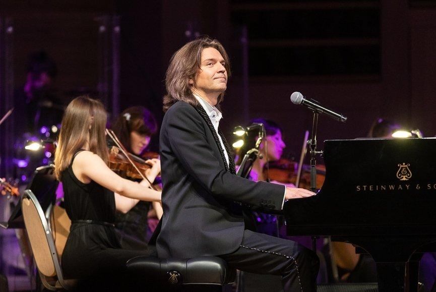 Концерт Дмитрия Маликова 2019