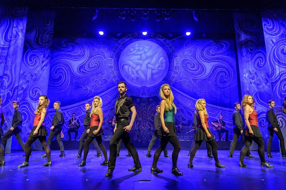Ирландское танцевальное шоу «The Rhythm ofthe Dance» 2018