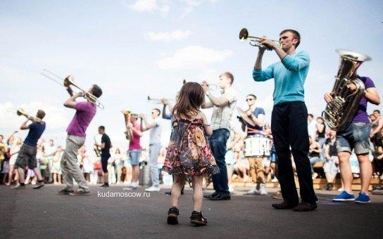 Международный день музыки вМоскве 2016