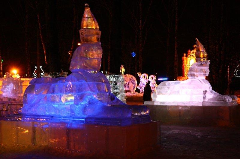 Ледяное царство «Планета LeD»