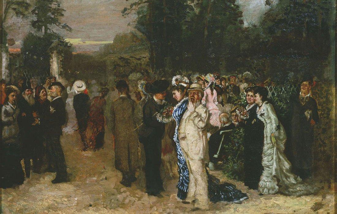 Выставка «Дачные Сокольники. Дома изнаменитые владельцы»