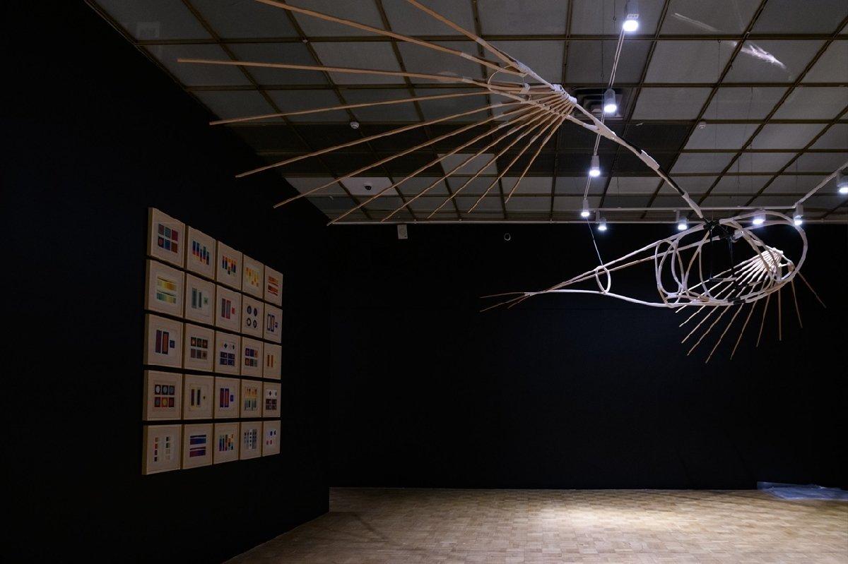 Выставка «Лаборатория Будущего. Кинетическое искусство вРоссии»