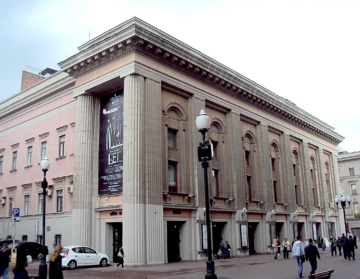 Театр имени Вахтангова