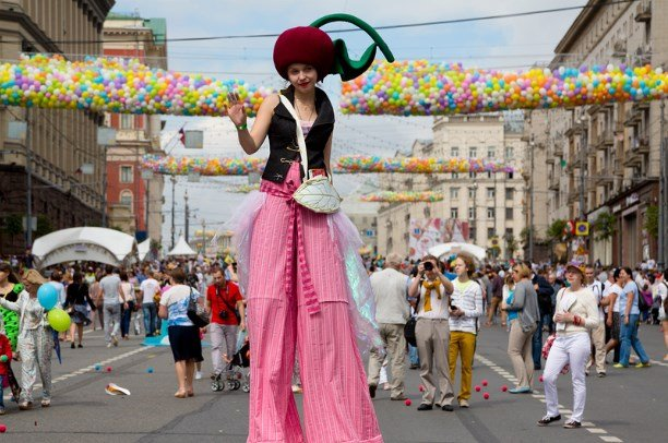«Московское лето. Фестиваль варенья» 2015