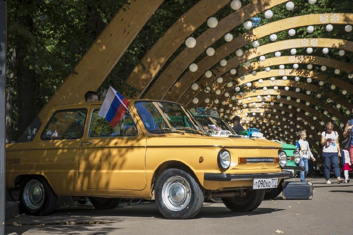 Фестиваль старинных автомобилей «РетроФест» 2019