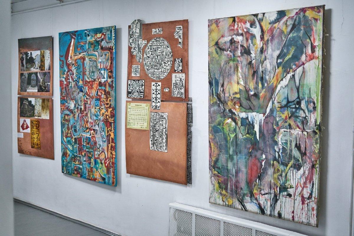 Выставка «Иквашендуна»
