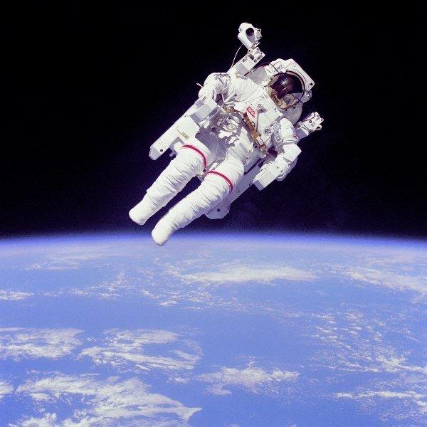 Выставка «Космонавтом быть хочу»
