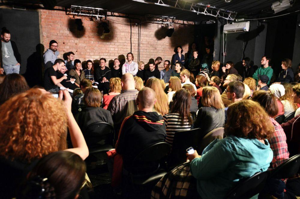 Фестиваль современной драматургии «Любимовка» 2020