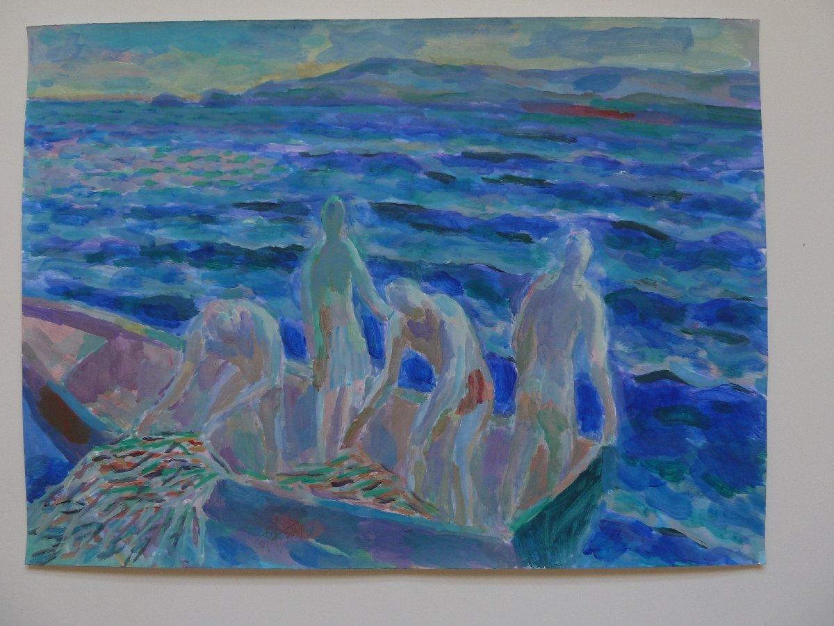 Выставка «Свет Средиземноморья»