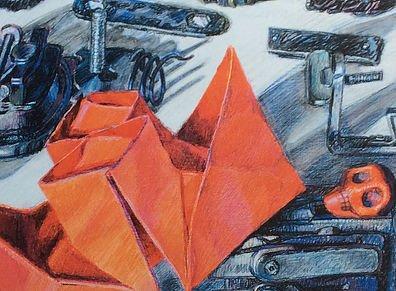 Выставка «Только бумага. Нина Котел»