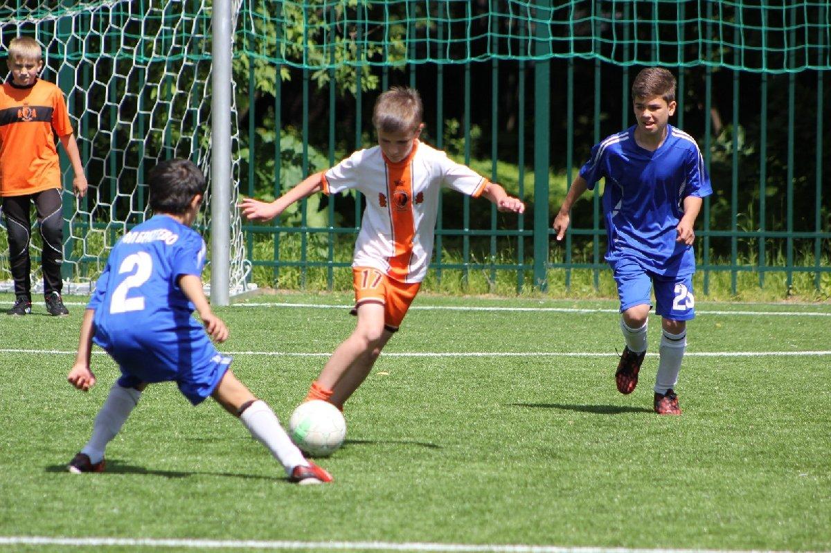 Спортивное лето наВДНХ 2019
