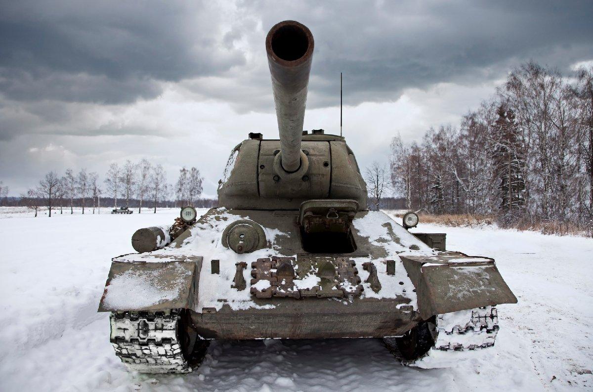 День защитника Отечества вмузее истории танка Т-34 2020