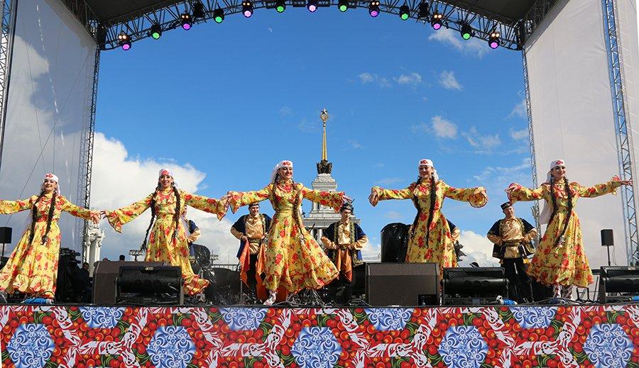 Фестиваль «Многонациональная Россия» 2017