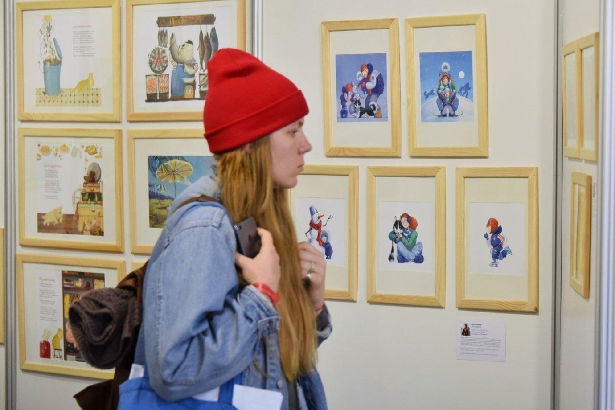 Фестиваль книжной иллюстрации ивизуальной литературы «Морс» 2020