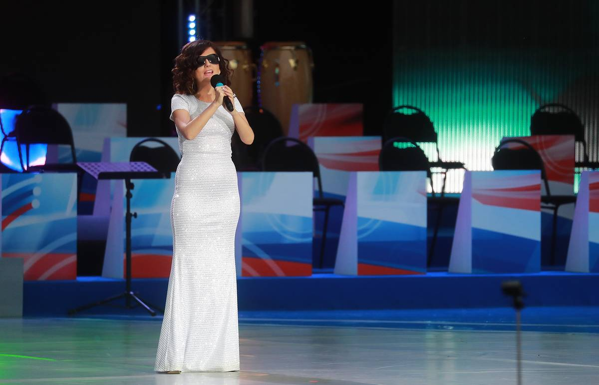 Народный концерт-акция «Поем Победе» 2020