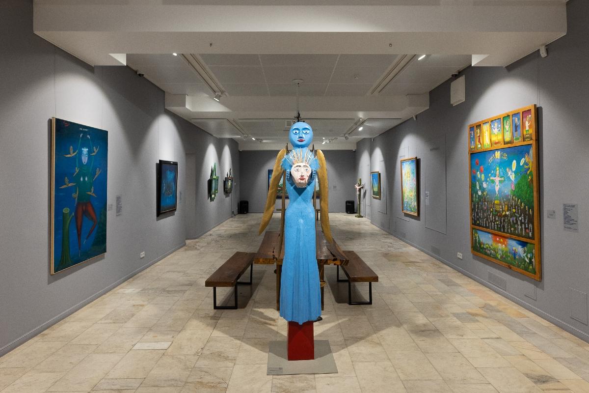 Выставка «Леонид Пурыгин. Любовь ия»