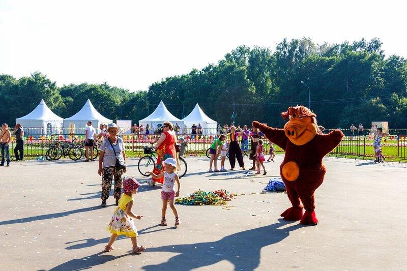 Фестиваль «Family day» 2019