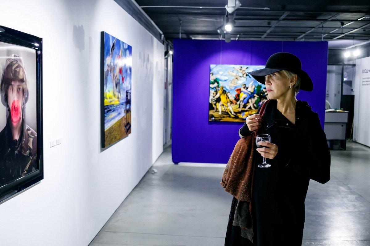 Выставка «Вход через выход»