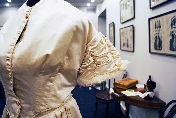 Экскурсии коДню города вМузее Моды 2016
