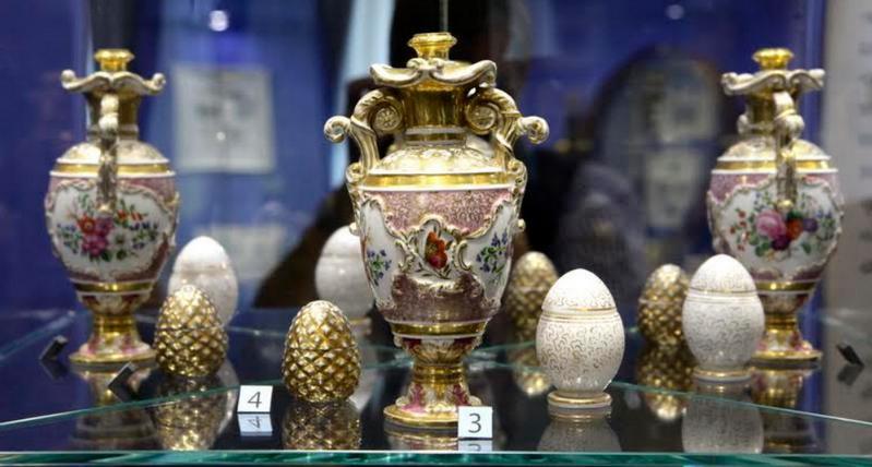 Выставка «Французские парфюмеры вМоскве вконце XIX– начале ХХвека»
