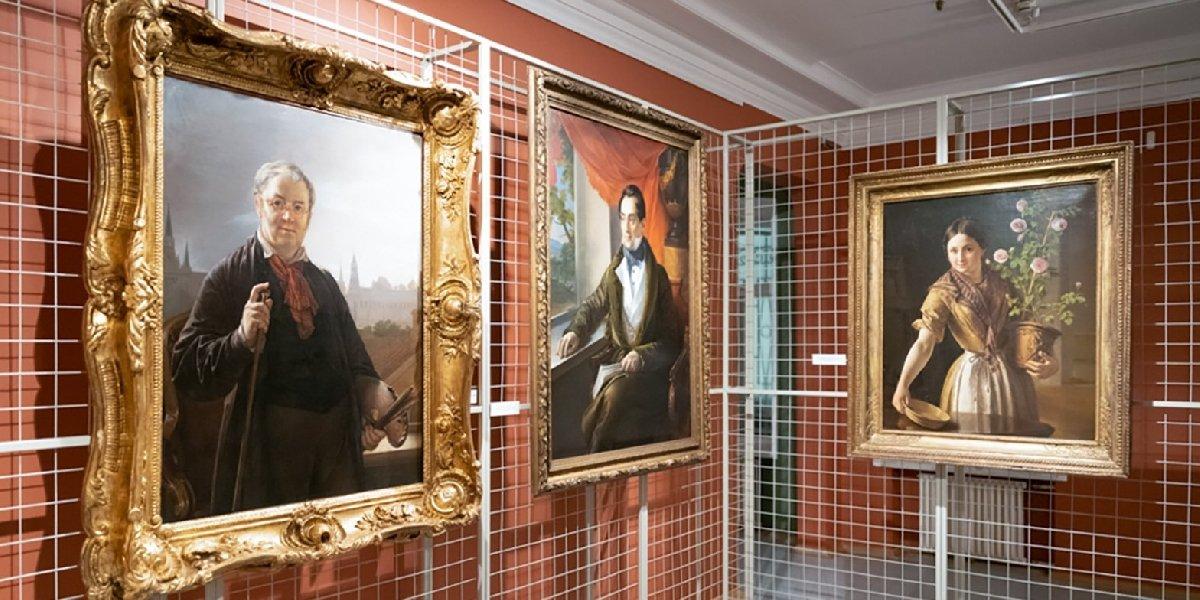 Выставка «Искусство сохранять. 5:0»