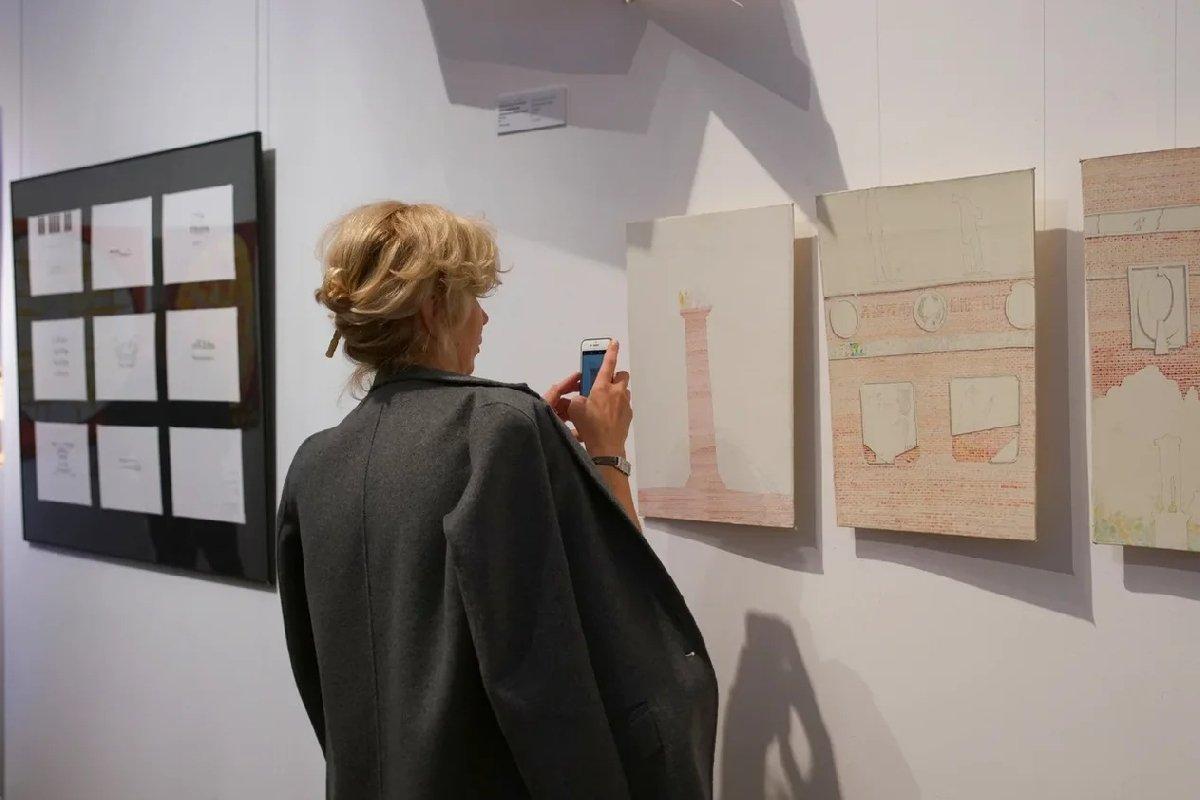 Выставка «Желтый звук»