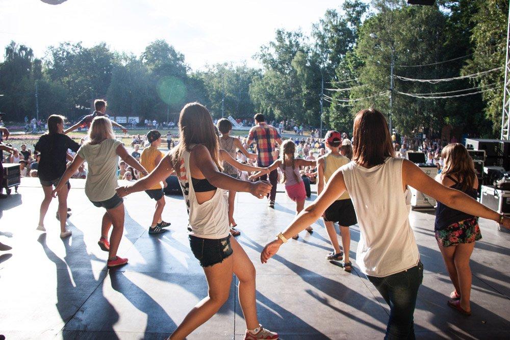 Открытие летнего сезона впарке «Кузьминки» 2016