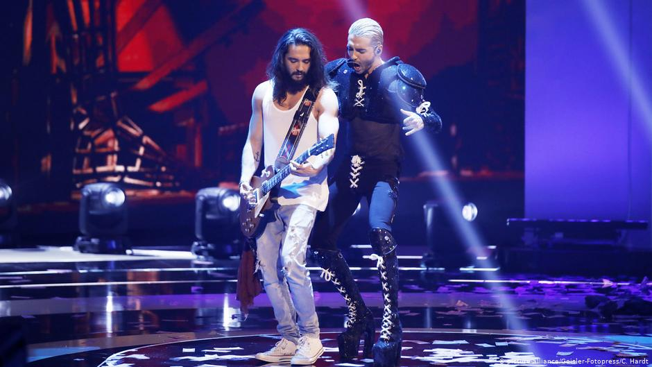 Концерт группы «Tokio Hotel» 2021